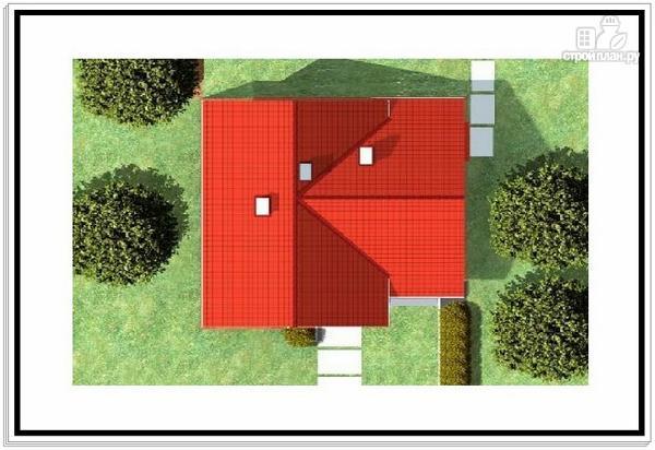 Фото 9: проект дом из пеноблоков 11 на 12