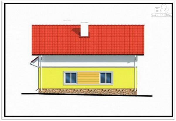Фото 6: проект дом из пеноблоков 11 на 12
