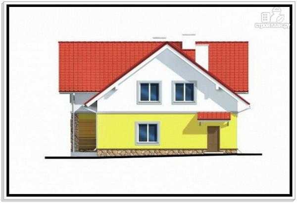 Фото 4: проект дом из пеноблоков 11 на 12