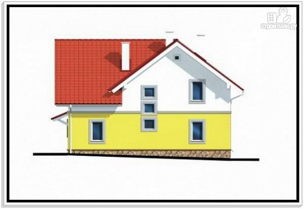 Фото 5: проект дом из пеноблоков 11 на 12