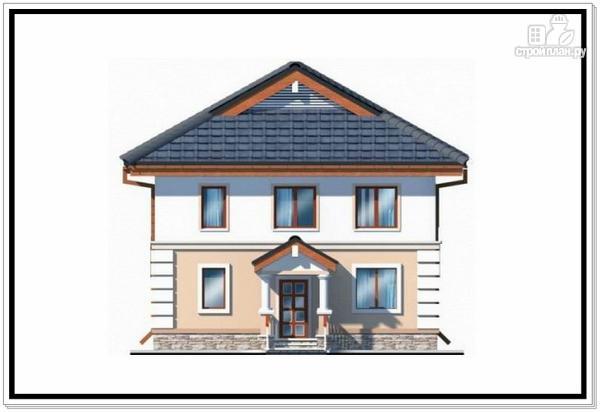 Фото 3: проект дом из пеноблоков 9 на 12