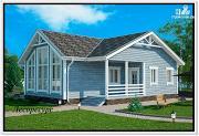 Проект одноэтажный каркасный дом