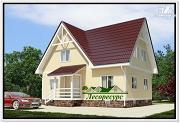 Проект каркасный дом 6х9