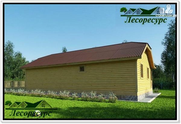 Фото 2: проект дом с отдельной гостиной
