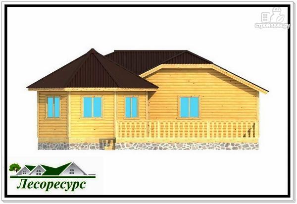 Фото 6: проект дом с отдельной гостиной