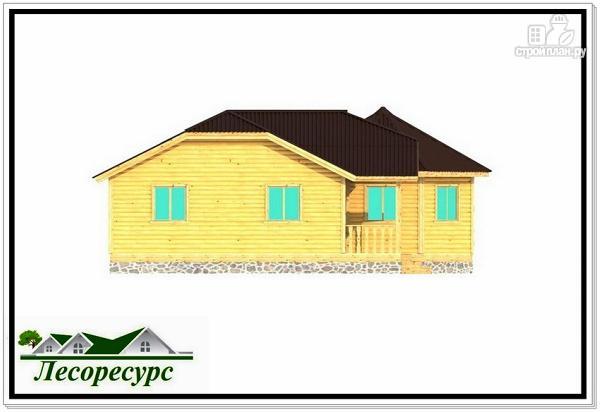 Фото 5: проект дом с отдельной гостиной