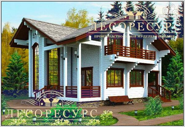 """Проект «Алтай» от """"Лесоресурс"""""""