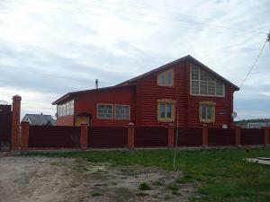 Срубы домов и бань из Костромы
