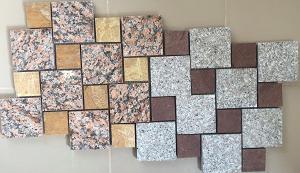 Мозаика, плитка из натурального камня