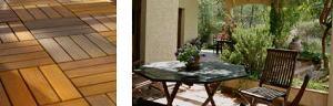 Малые садовые и парковые архитектурные формы из термодревесины