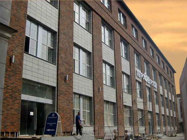 Фото Здание компании «Петроэлектросбыт» на ул. Михайлова