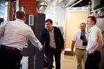 Компания «Славдом» и производитель дымоходных систем Schiedel подвели промежуточные итоги