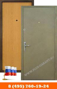 Входные двери с отделкой Порошковое напыление + Ламинат