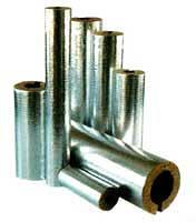 Цилиндры теплоизоляционные ROCKWOOL кашир. d=18-273 мм