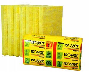 Утеплитель ISOVER Экстра 1170*610*50-100 мм (0,5 м3)