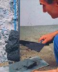 Правильный выбор материала для ремонта бетона