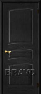 Двери межкомнатные из массива мод. М16 в цвете венге