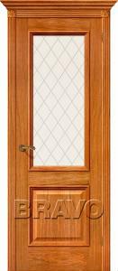 Двери шпонированные Шервуд золотой дуб