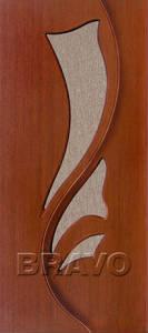 Двери шпон стандарт Эксклюзив макоре, дуб