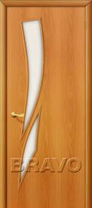 Двери ламинированные 4с8ф миланский орех