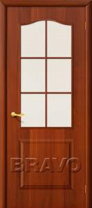 Двери ламинированные Палитра итальянский орех