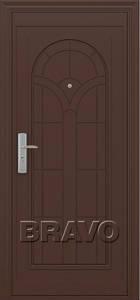 Двери стальные (КНР) - 01.1.42 bianco