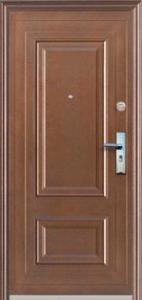 Теплые двери ТД 50 с одним замком от 3450 р
