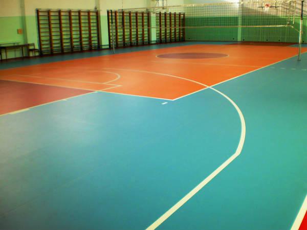 Фото Спорт зал г. Великие Луки