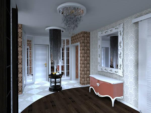 Фото Дизайн интерьера квартиры в стиле арт-деко