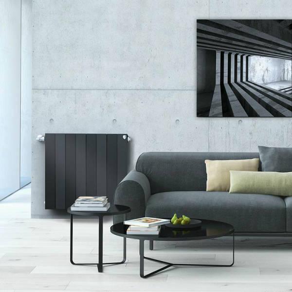 Фото Дизайн-радиаторы Royal Thermo PianoForte Noir Sable