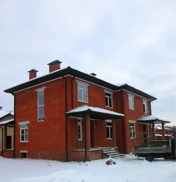 Фото Остекление загородных домов