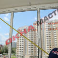 Фото 3: Окна Мастер: монтаж пластиковых окон на лоджии