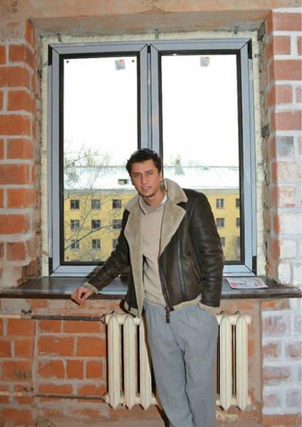 Фото ОКНА МАСТЕР: Проекты компании. Квартира артиста Павла Прилучного