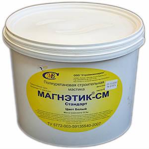 Полиуретановая мастика Магнэтик-СМ Стандарт