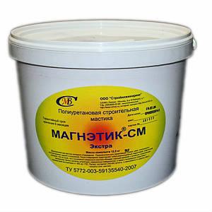 Полиуретановая мастика Магнэтик-СМ Экстра