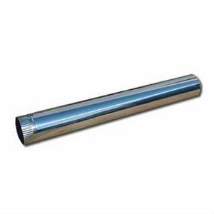 Водосточная оцинкованная труба 1м Ф-100мм