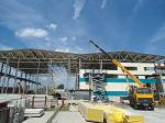 ГВСУ «ЦЕНТР» строит новый завод