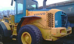 Фронтальный погрузчик Volvo L70Е