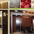 Фото 3: Рельефные декоративные панели 3D LETO