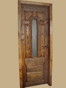 Двери межкомнатные под старину