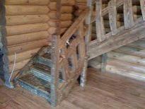 Лестницы под старину