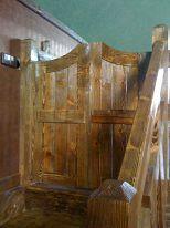Ограждение на лестницы под старину