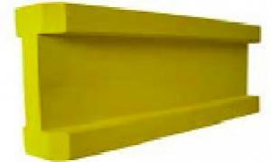 Балка для опалубки деревянная двутавровая м/п