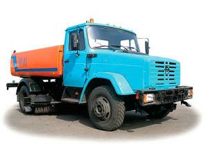 Аренда поливомоечной машины КО 713