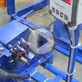Видео Станок для перемотки кабеля УПК 25РЧ002 с АКУ