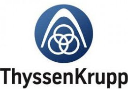 ThyssenKrupp - строительная техника и промышленное оборудование, лифты и эскалаторы, металлический прокат, трубы и детали трубопроводов