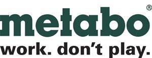 Metabo - ручной электроинструмент, станки, пневмооборудование и компрессоры