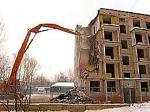 Программа по демонтажу старых пятиэтажек активно реализуется на территории Москвы