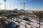 В 2014 году в Петербурге начнётся строительство двух новых микрорайонов