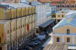 Компания из Санкт-Петербурга сбивает цену реконструкции Апраксина двора